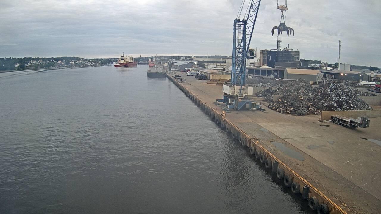 Fredrikstad - haven van Borg; noord